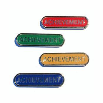 ACHIEVEMENT badge